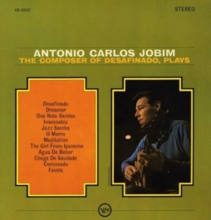 Antonio Carlos Jobim - Composer Of Desafinado Plays (Vinyl in the group VINYL / Upcoming releases / Jazz/Blues at Bengans Skivbutik AB (3474078)