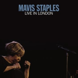 Mavis Staples - Live In London in the group VINYL / Upcoming releases / RNB, Disco & Soul at Bengans Skivbutik AB (3474378)