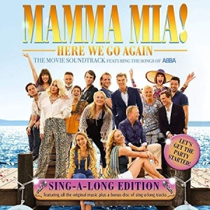 Cast Of ?Mamma Mia! Here We Go Agai - Mamma Mia! Here We Go Again (Singal in the group Campaigns / BlackFriday2020 at Bengans Skivbutik AB (3475670)