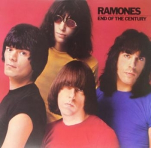 Ramones - End Of The Century in the group VINYL / Rock at Bengans Skivbutik AB (3476932)