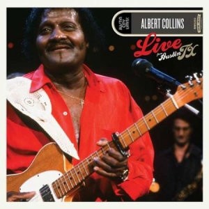 Collins Albert - Live From Austin Tx in the group VINYL / Upcoming releases / Jazz/Blues at Bengans Skivbutik AB (3478191)