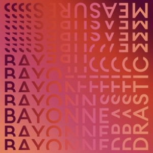 Bayonne - Drastic Measures (Ltd Light Red Vin in the group VINYL / Upcoming releases / Dance/Techno at Bengans Skivbutik AB (3484885)