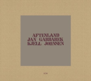 Garbarek, Jan; Johnsen, Kjell - Aftenland in the group Campaigns / Classic labels / ECM Records at Bengans Skivbutik AB (3486077)