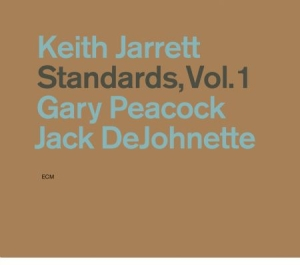 Jarrett, Keith - Standards Vol. 1 in the group Campaigns / Classic labels / ECM Records at Bengans Skivbutik AB (3486080)
