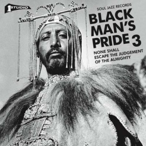 Blandade Artister - Black Man's Pride 3:Studio One in the group VINYL / Upcoming releases / Reggae at Bengans Skivbutik AB (3486609)