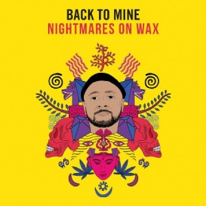 Nightmares On Wax - Back To Mine (Various) in the group VINYL / Dans/Techno at Bengans Skivbutik AB (3486615)