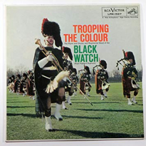 Black Watch - Trooping The Colour in the group Campaigns / Weekly Releases /  / POP /  ROCK at Bengans Skivbutik AB (3487778)