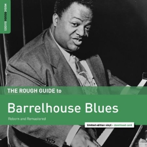 Blandade Artister - Rough Guide To Barrelhouse Blues in the group VINYL / Upcoming releases / Jazz/Blues at Bengans Skivbutik AB (3487785)