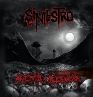 Siniestro - Arctic Blood in the group CD / New releases / Hardrock/ Heavy metal at Bengans Skivbutik AB (3488295)