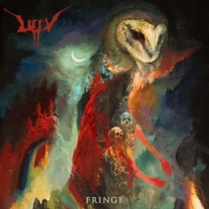 Lurk - Fringe in the group CD / New releases / Hardrock/ Heavy metal at Bengans Skivbutik AB (3489020)