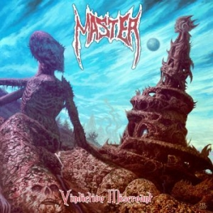 Master - Vindictive Miscreant in the group CD / New releases / Hardrock/ Heavy metal at Bengans Skivbutik AB (3489025)