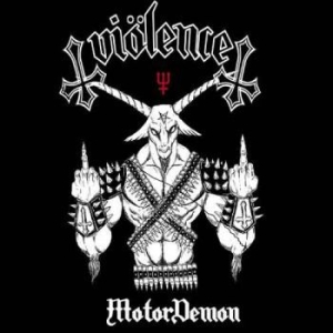 Viölence - Motordemon in the group CD / Hårdrock/ Heavy metal at Bengans Skivbutik AB (3489568)