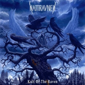Nattravnen - Kult Of The Raven in the group CD / New releases / Hardrock/ Heavy metal at Bengans Skivbutik AB (3489575)
