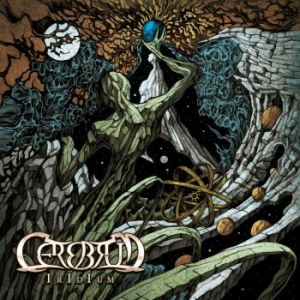 Cerebrum - Iridim in the group CD / New releases / Hardrock/ Heavy metal at Bengans Skivbutik AB (3489577)