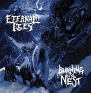 Eternal Lies - Burning The Nest in the group CD / New releases / Hardrock/ Heavy metal at Bengans Skivbutik AB (3489849)