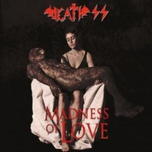 Death Ss - Madness Of Love in the group CD / New releases / Hardrock/ Heavy metal at Bengans Skivbutik AB (3490513)