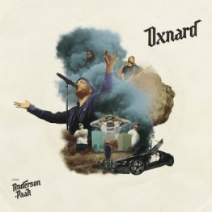 Anderson .Paak - Oxnard (Vinyl) in the group VINYL / Upcoming releases / Hip Hop at Bengans Skivbutik AB (3490525)