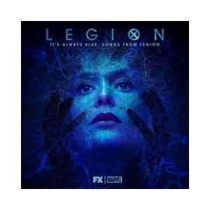 Filmmusik - Legion:It's Always Blue in the group VINYL / Upcoming releases / Soundtrack/Musical at Bengans Skivbutik AB (3492205)