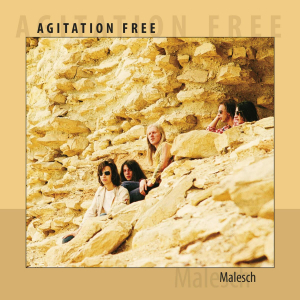 Agitation Free - Malesch in the group VINYL / Upcoming releases / Rock at Bengans Skivbutik AB (3492276)