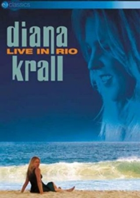 Diana Krall - Live In Rio in the group OTHER / Music-DVD & Bluray at Bengans Skivbutik AB (3493455)