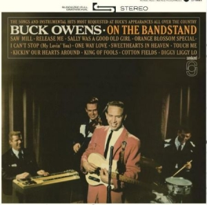 Owens Buck - On The Bandstand in the group VINYL / Upcoming releases / Country at Bengans Skivbutik AB (3493837)