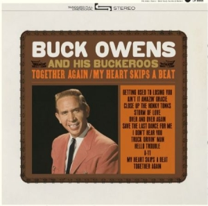 Owens Buck - Together Again/My Heart Skips A Bea in the group VINYL / Upcoming releases / Country at Bengans Skivbutik AB (3493838)