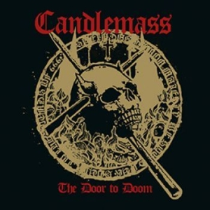 Candlemass - Door To Doom - Special Blueyellow V in the group VINYL at Bengans Skivbutik AB (3494223)