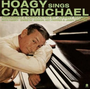Charmichael Hoagy - Hoagy Sings Charmichael in the group VINYL / Jazz/Blues at Bengans Skivbutik AB (3495359)
