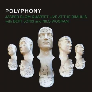 Blom Jasper (Quartet) - Polyphony in the group Campaigns / Weekly Releases / Week 12 / VINYL W.12 / JAZZ / BLUES at Bengans Skivbutik AB (3495498)