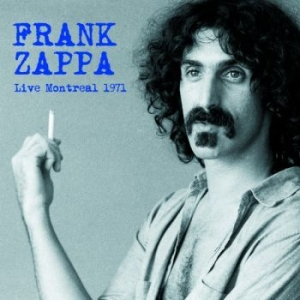 Frank Zappa - Live Montreal 1971 in the group VINYL / Rock at Bengans Skivbutik AB (3495591)