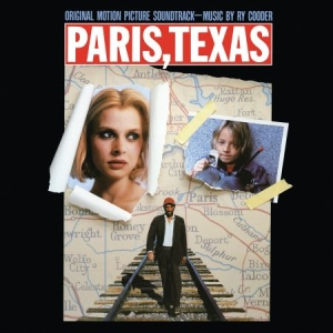 Ry Cooder - Paris, Texas (White Vinyl) in the group Campaigns / Weekly Releases / Week 9 / VINYL Week 9 / FILM / MUSICAL at Bengans Skivbutik AB (3496138)