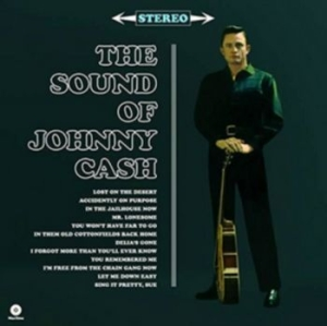 Cash Johnny - The Sound Of Johnny Cash in the group Minishops / Johnny Cash at Bengans Skivbutik AB (3497052)