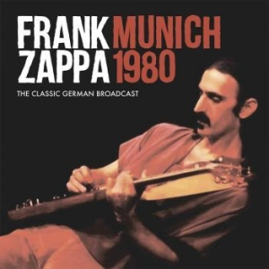 Frank Zappa - Munich 1980 in the group Campaigns / Weekly Releases / Week 13 / VINYL W.13 / POP /  ROCK at Bengans Skivbutik AB (3505307)