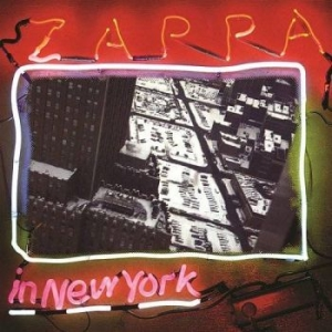 Frank Zappa - Zappa In New York (3Lp) in the group Campaigns / Weekly Releases / Week 13 / VINYL W.13 / POP /  ROCK at Bengans Skivbutik AB (3506425)