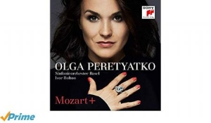 Olga Peretyatko - Mozart+ in the group CD / Klassiskt at Bengans Skivbutik AB (3509044)