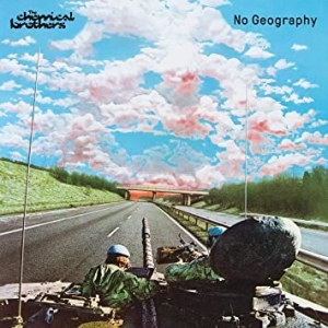 Chemical Brothers - No Geography (Ltd 2Lp) in the group VINYL / Vinyl Popular at Bengans Skivbutik AB (3510688)