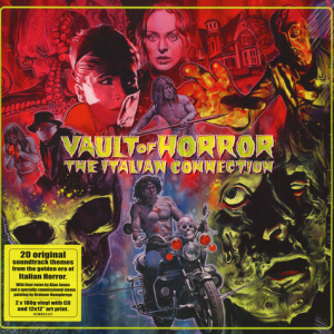 Blandade Artister - Vault Of HorrorItalian Connection in the group Campaigns / Weekly Releases / Week 13 / VINYL W.13 / FILM / MUSICAL at Bengans Skivbutik AB (3510762)