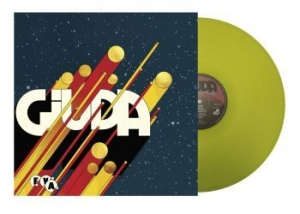 Giuda - E.V.A. (Yellow Vinyl) in the group Campaigns / Weekly Releases / Week 14 / VINYL W.14 / METAL at Bengans Skivbutik AB (3511051)