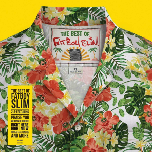 Fatboy Slim - The Best Of in the group VINYL / Upcoming releases / Dance/Techno at Bengans Skivbutik AB (3512566)
