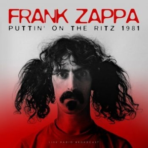 Frank Zappa - Puttin' On The Ritz 1981 (180G.) in the group VINYL / Rock at Bengans Skivbutik AB (3513017)