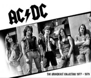 AC/DC - The Broadcast Collection 1977-1979 in the group Minishops / AC/DC at Bengans Skivbutik AB (3513332)