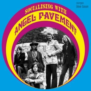Angel Pavemant - Socialising With Angel Pavement (Lp in the group Campaigns / Record Store Day / RSD2019-SALE at Bengans Skivbutik AB (3513355)