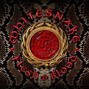 Whitesnake - Flesh & Blood in the group Minishops / Whitesnake at Bengans Skivbutik AB (3521498)