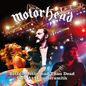 Motörhead - Better Motörhead Than Dead in the group Campaigns / Weekly Releases / Week 14 / VINYL W.14 / METAL at Bengans Skivbutik AB (3521550)