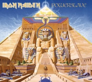 Iron Maiden - Powerslave in the group Campaigns / Weekly Releases / Week 13 / CD Week 13 / METAL at Bengans Skivbutik AB (3522316)