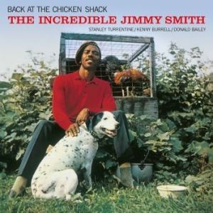 Jimmy Smith - Back At The Chicken Sack in the group Campaigns / Weekly Releases / Week 13 / VINYL W.13 / JAZZ / BLUES at Bengans Skivbutik AB (3530120)