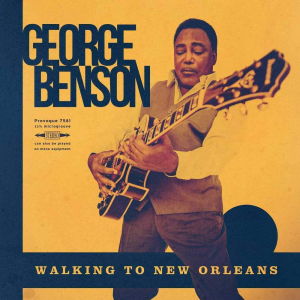 George Benson - Walking To New Orleans (Ltd. V in the group Julspecial19 at Bengans Skivbutik AB (3531354)