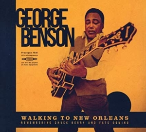 George Benson - Walking To New Orleans in the group Julspecial19 at Bengans Skivbutik AB (3531361)