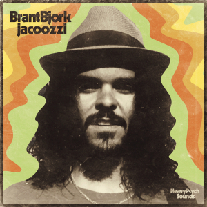 Bjork Brant - Jacoozzi (Vinyl Orange Ltd) in the group Campaigns / Weekly Releases / Week 14 / VINYL W.14 / METAL at Bengans Skivbutik AB (3532021)