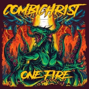 Combichrist - One Fire in the group CD at Bengans Skivbutik AB (3532026)